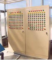手动电器控制系统